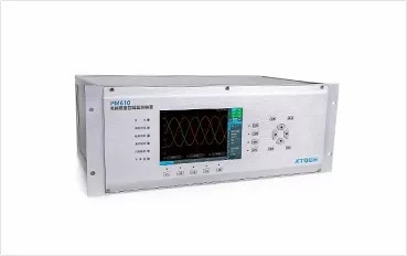 PM610 multi-loop power quality monitoring device