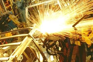 Fault analysis of automatic welding assembly line